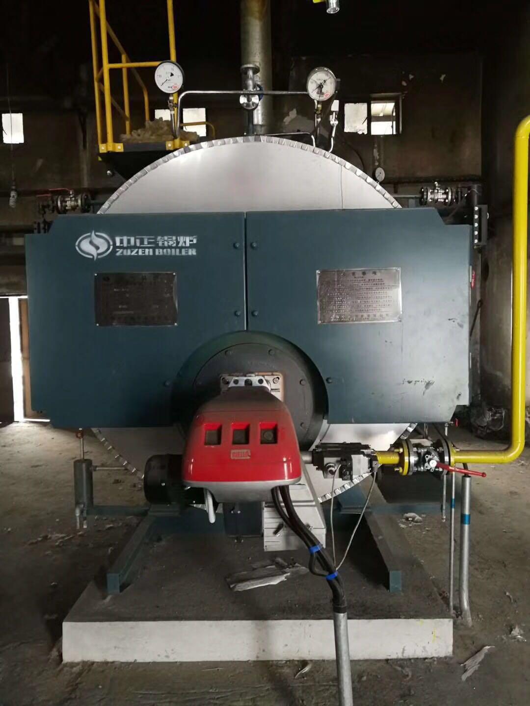 2吨燃气蒸汽万博亚洲官方手机下载