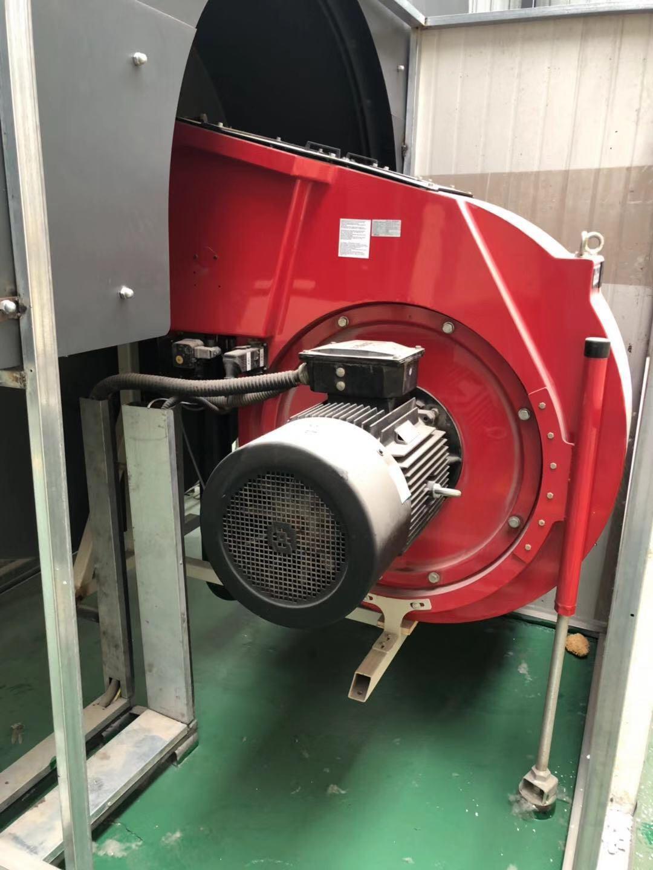 奥林15吨燃烧机维修