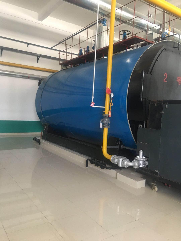 20吨双锅筒燃气热水万博亚洲官方手机下载