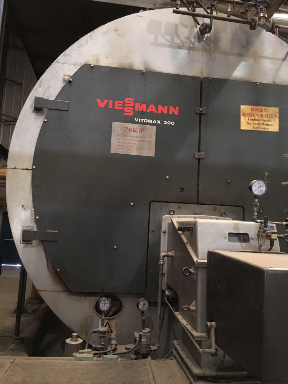 进口菲斯曼18吨燃气蒸汽万博亚洲官方手机下载